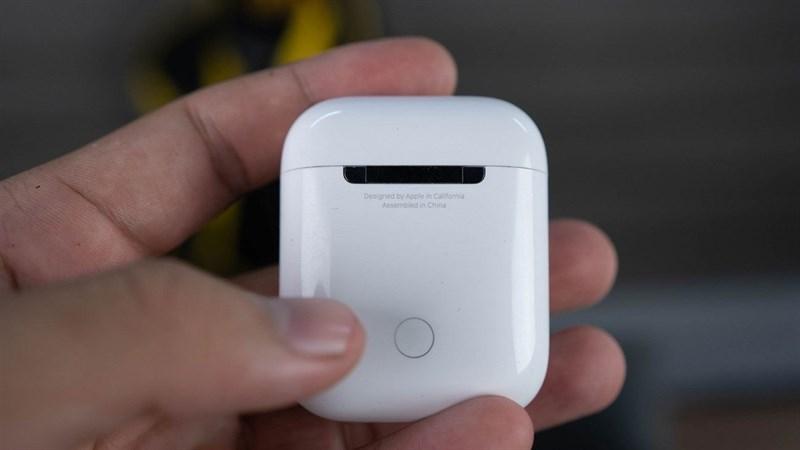 Làm gì khi AirPods tụt pin nhanh Hãy thử 4 tuyệt chiêu này