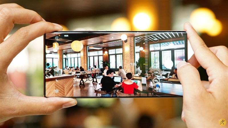 Camera Samsung Galaxy Note20 Ultra