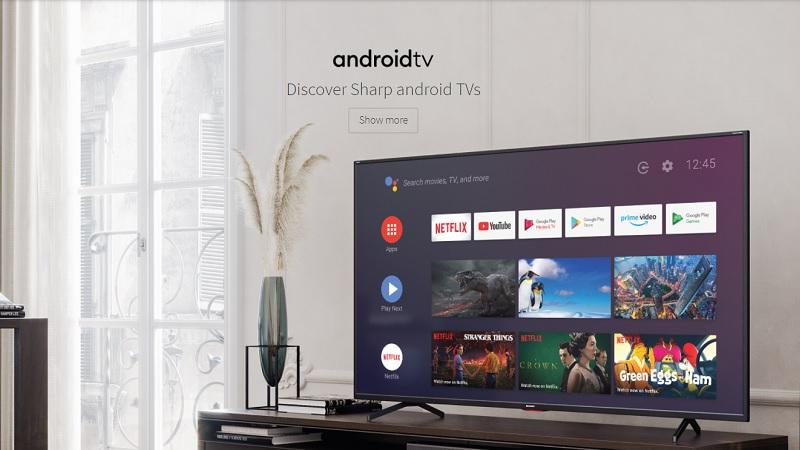 Hình ảnh rò rỉ về chiếc TV 8K có kích thước 120 inch của Sharp