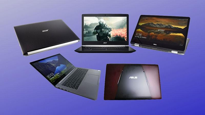 Top laptop