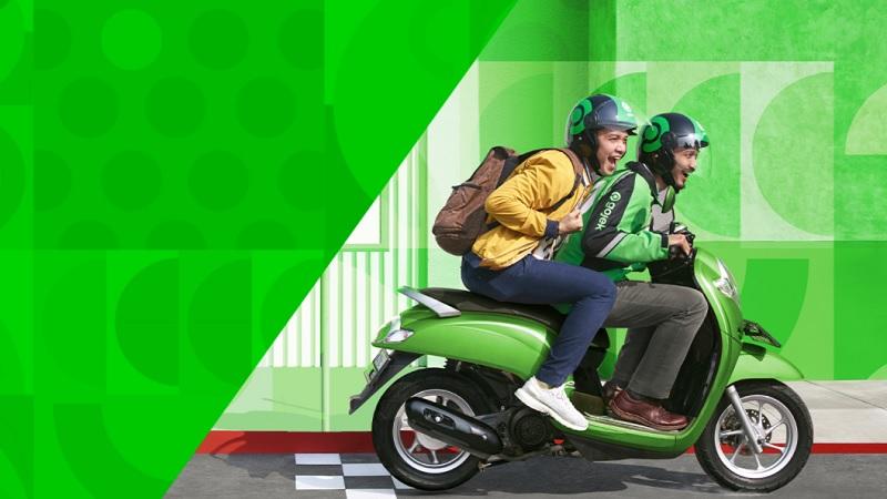 Gojek và chương trình chuyến xe đồng giá 8.000 đồng