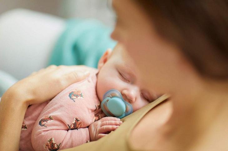 Mẹ có thể rảnh tay để có thêm thời gian chăm sóc bé
