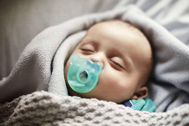 Giúp bé ngủ ngon hơn