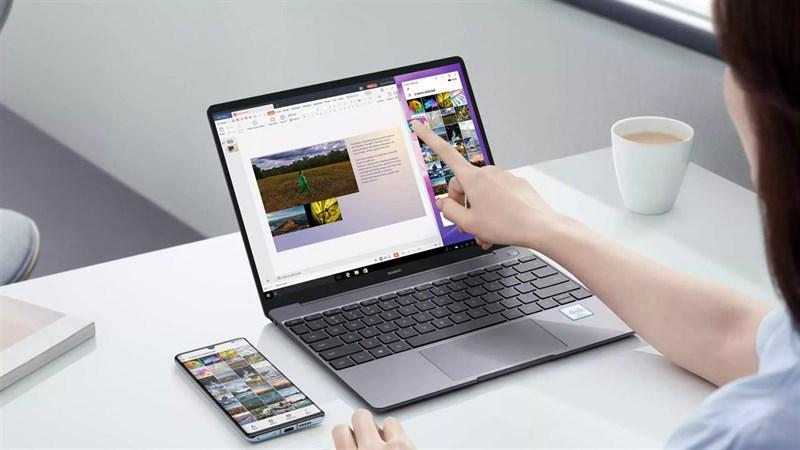 Máy tính xách tay Huawei MateBook X thế hệ mới sẽ đi kèm với thiết kế không cần quạt làm mát
