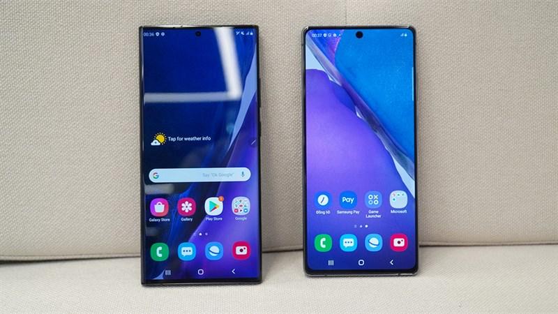 Chính sách cập nhật phần mềm mới của Samsung: Dưới đây là danh sách các thiết bị được cập nhật 3 năm hệ điều hành Android