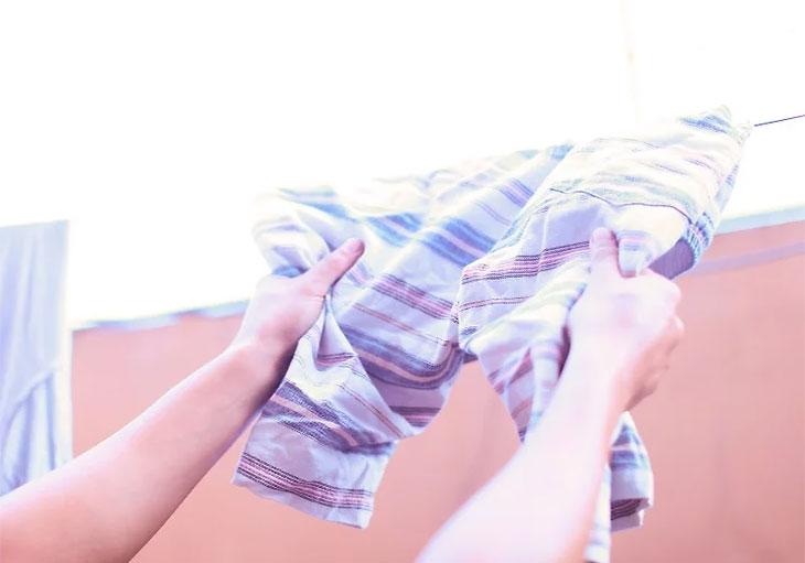 17 cách giữa quần áo thơm lâu hơn, ngại gì mưa