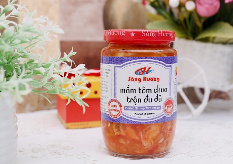 Mắm tôm chua Sông Hương