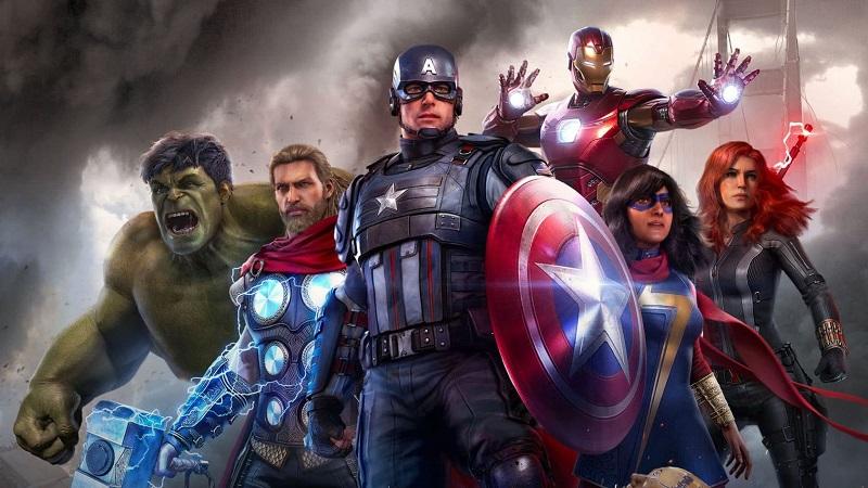 Marval's Avengers