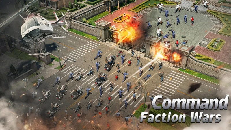 Hình ảnh trong game The Grand Mafia