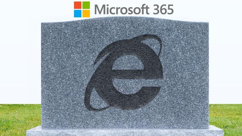 Microsoft ấn định thời điểm ngừng hỗ trợ Internet Explorer 11 và Edge cũ