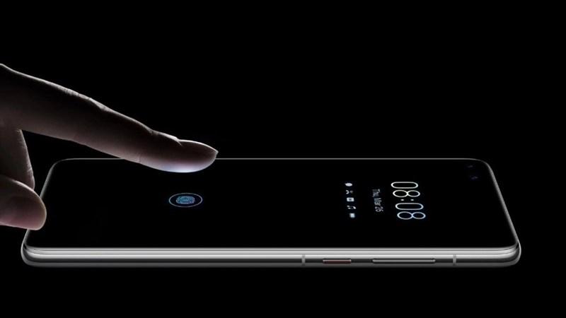 ZTE chưa là gì đâu, Huawei đang phát triển smartphone vừa có thể đọc vân tay toàn màn hình vừa có camera ẩn bên dưới màn hình
