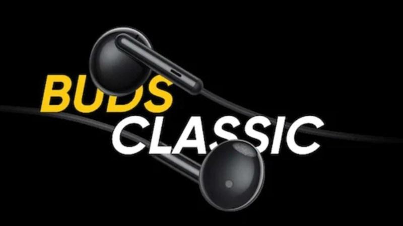 Tai nghe có dây Realme Buds Classic ra mắt với giá chỉ 115 ngàn đồng, dây đeo chống xoắn, hứa hẹn chất âm tốt