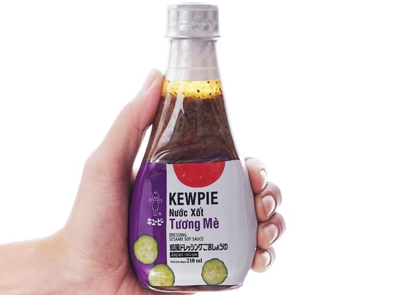 Nước xốt tương mè Kewpie