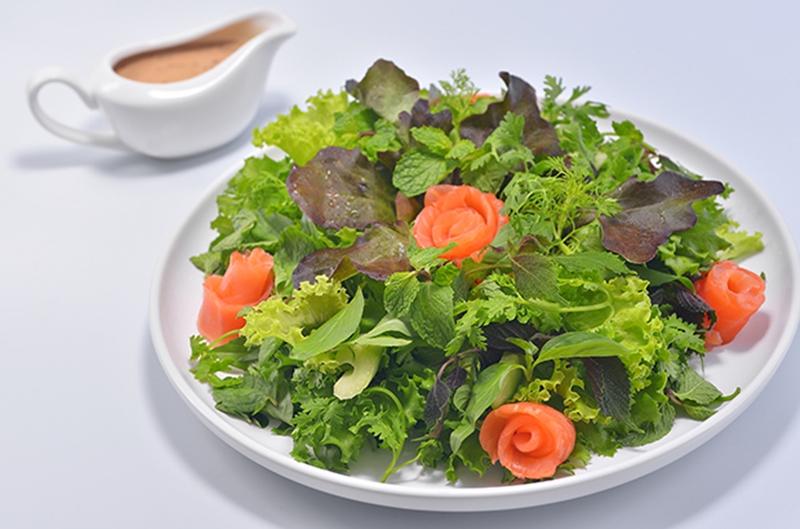Salad rau thơm