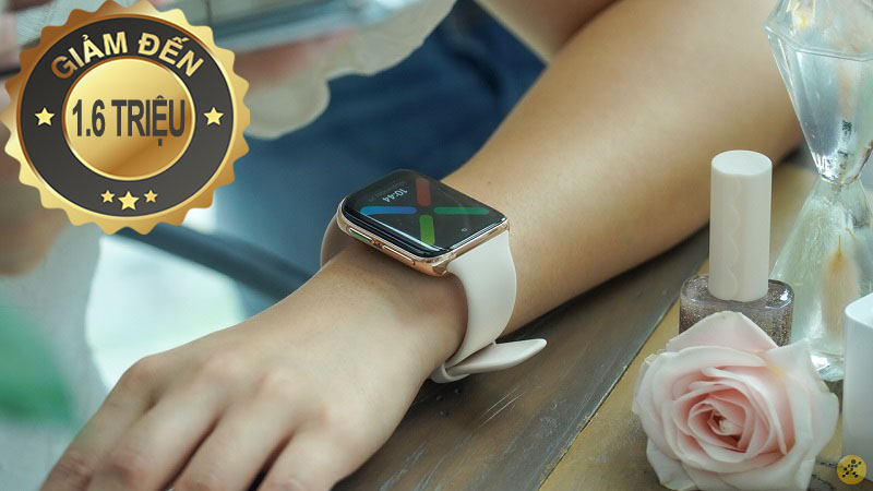 OPPO WATCH GIẢM SỐC