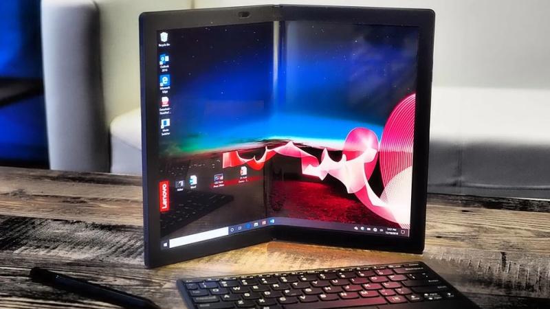 Đây là bằng chứng cho thấy laptop màn hình gập Lenovo ThinkPad X1 Fold sắp được tung ra thị trường