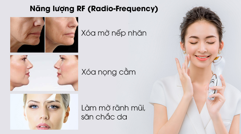 Công dụng của năng lượng RF