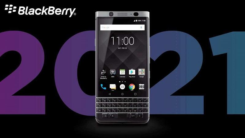 BlackBerry 5G bàn phím vật lý có thể sẽ xuất hiện vào năm 2021