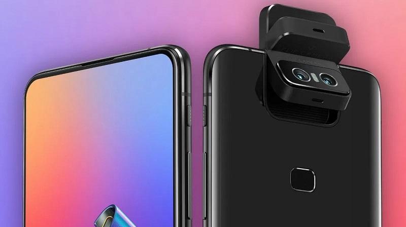Rò rỉ nhiều thông số kỹ thuật của ASUS ZenFone 7 bên trong mã nguồn: Màn hình 6.4 inch, camera lật 64 + 12 MP