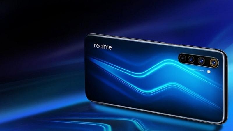 Realme 7 Pro sẽ đi kèm với thỏi pin dung lượng 4.500 mAh, hỗ trợ sạc nhanh 65W, sẽ là smartphone có sạc nhanh nhất trong tầm giá?