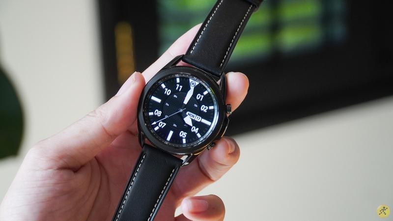 Galaxy Watch 3 màu đen