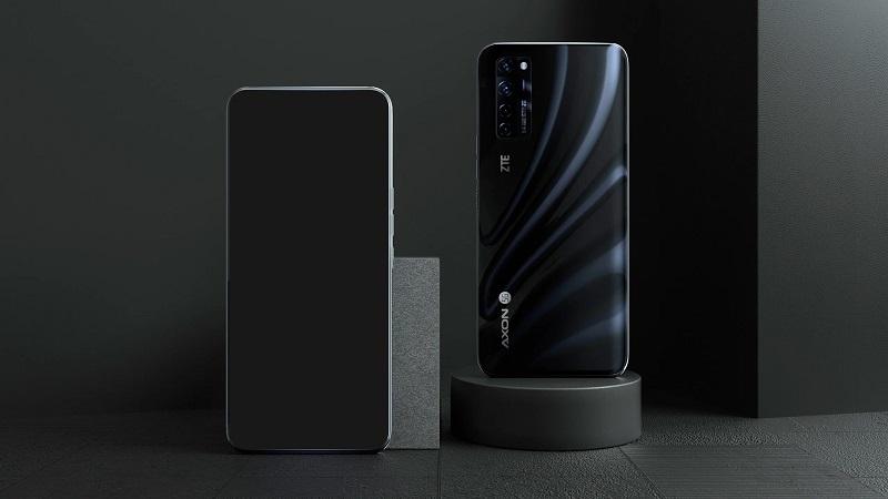 Rò rỉ thêm hình ảnh chính thức của ZTE Axon 20 5G – smartphone đầu tiên trên thế giới có camera selfie ẩn dưới màn hình