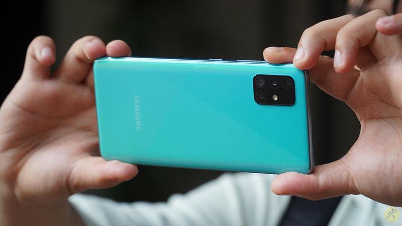 Samsung Galaxy M51 rò rỉ cấu hình ấn tượng: Chip Snapdragon 730, pin khủng dung lượng 7.000 mAh, 4 camera 64MP mặt sau