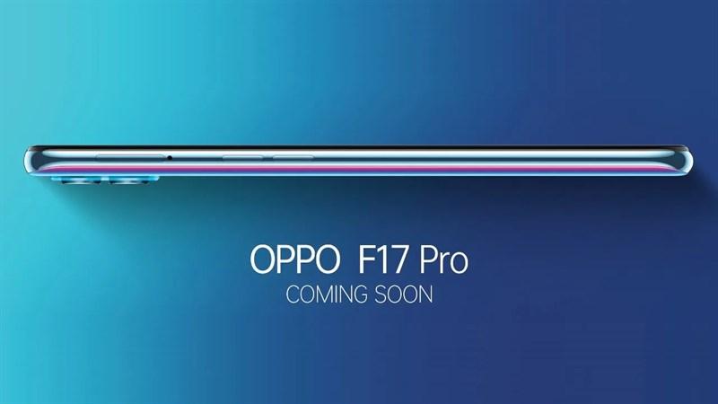 OPPO F17 Pro – 'Smartphone đẹp nhất năm 2020' được xác nhận sẽ có thiết kế siêu mỏng, siêu nhẹ và lộ giá bán phải chăng