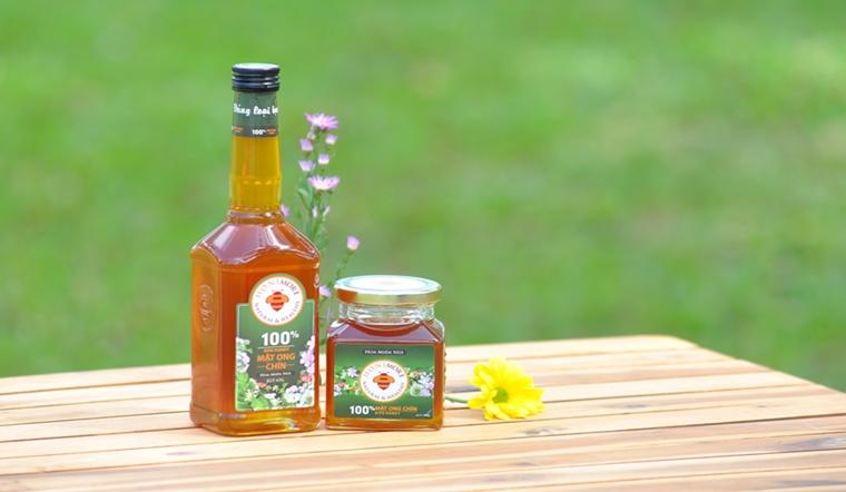 Nâng cao sức đề kháng mùa dịch cùng với mật ong chín Honimore