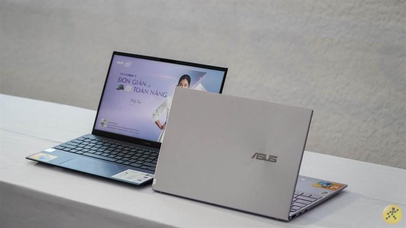 ASUS ZenBook mới sở hữu mặt lưng mới mẻ