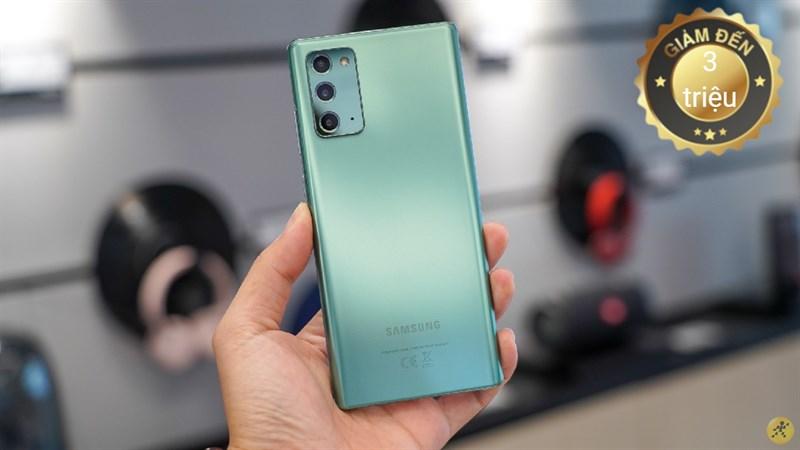 Chính thức mở bán Galaxy Note 20, Note 20 Ultra