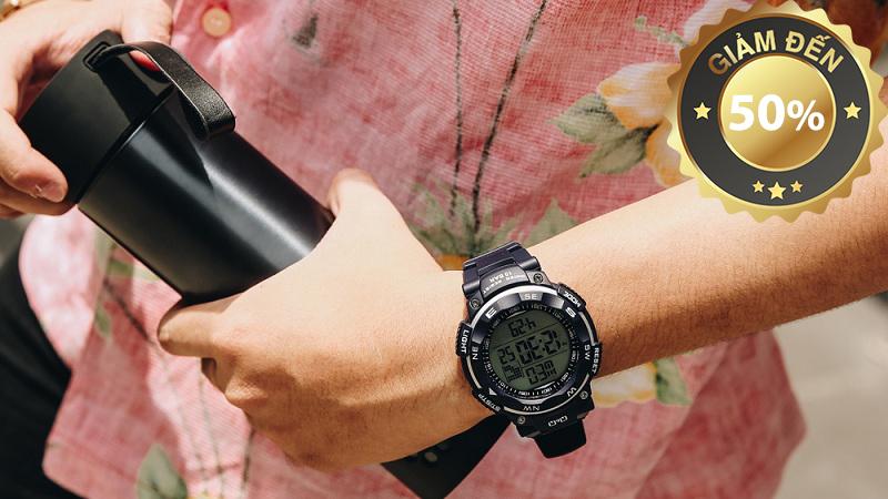 Đồng hồ Nam Q&Q M124J006Y