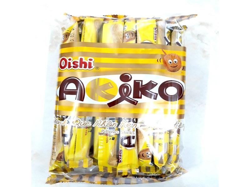 Snack Akiko nhân sầu riêng