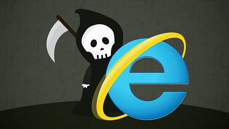 Internet Explorer đã rớt đài nhưng cuộc chiến của các trình duyệt vẫn đang còn đó