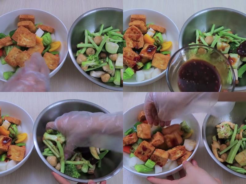Cách kho rau củ chay đơn giản mà thấm vị, ăn bao nhiêu cũng chẳng ngán
