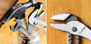 Cách tẩy rỉ sét trên các dụng cụ cầm tay, kim loại tại nhà đơn giản
