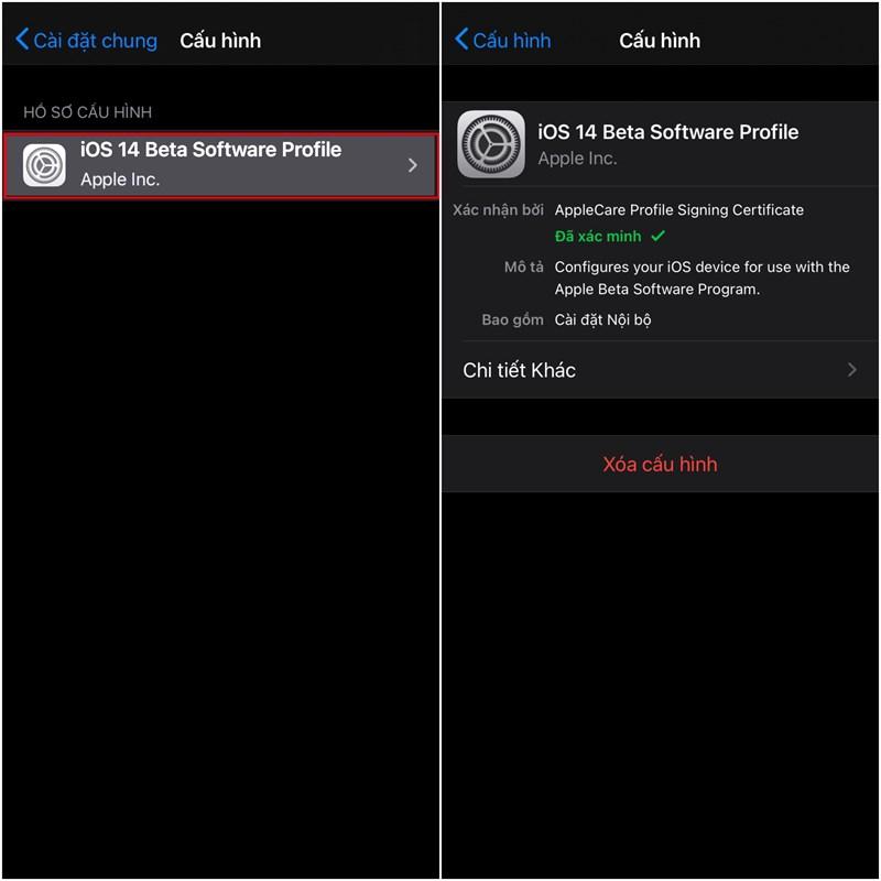 Hướng dẫn cách cập nhật lên iOS 14 Beta 6 với nhiều sự mới lạ