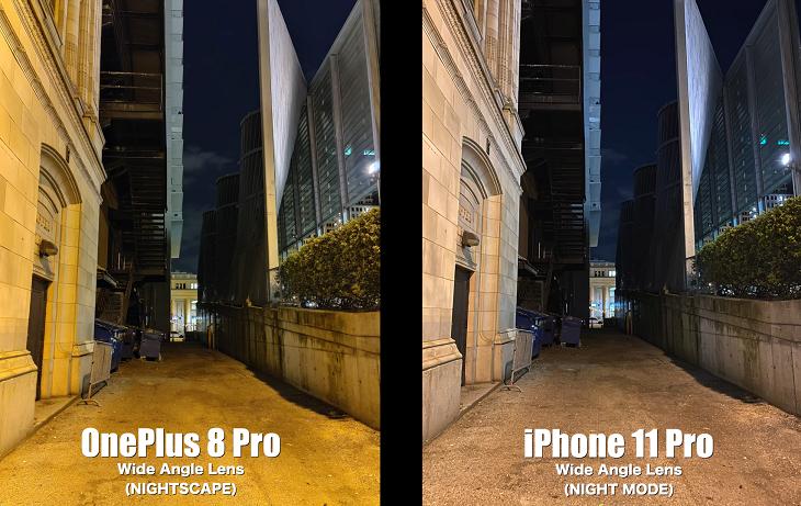 Nightscape, chế độ camera thiếu sáng của OnePlus