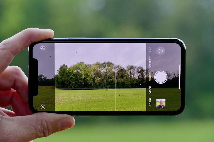 iphone 11 pro chụp ảnh tốt
