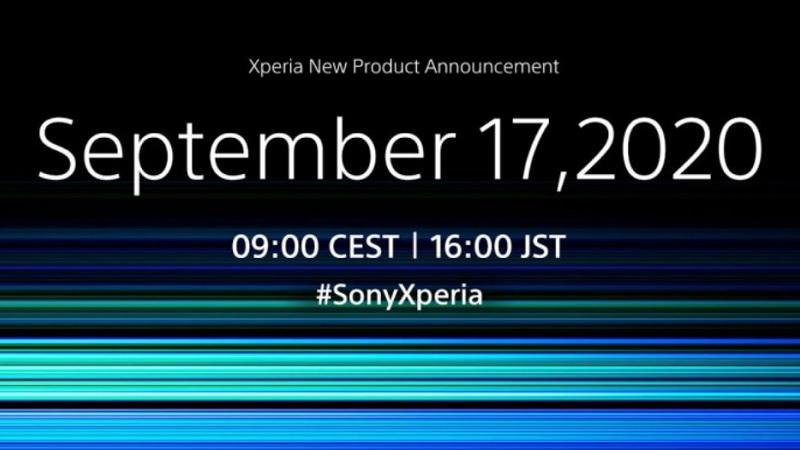 Xperia 5 II được ấn định ngày ra mắt, nổi bật với ống kính ZEISS T *