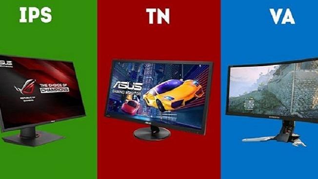 Tấm nền IPS, VA và TN là gì? Nên lựa chọn loại màn hình nào?
