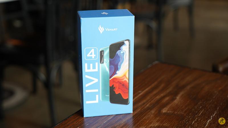 Vsmart Live 4