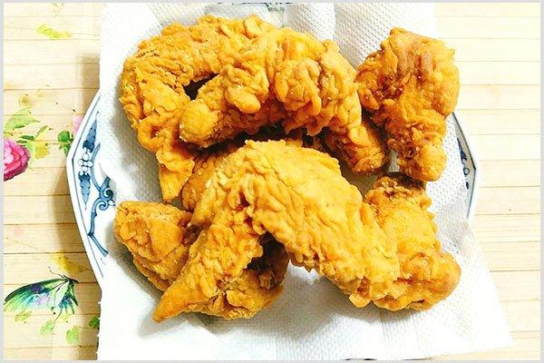 Cách làm gà rán KFC