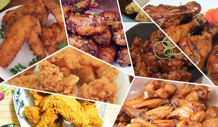 7 công thức làm gà rán giòn rụm, ngon hơn cả ngoài hàng để bạn trổ tài