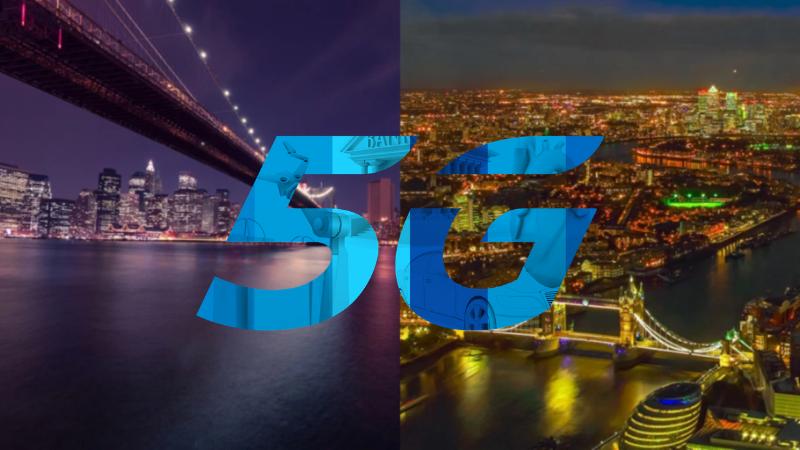 Mỹ và Anh có tốc độ 5G chậm nhất trong số 12 quốc gia được thử nghiệm