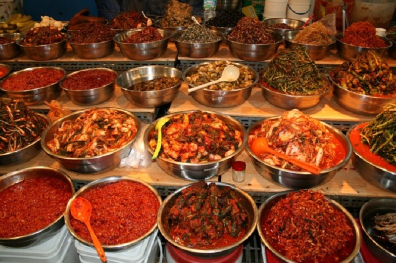 canh kim chi ăn với gì | Món Miền Trung