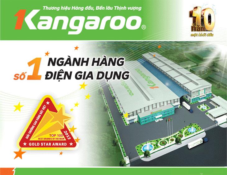 Kangaroo - Thương hiệu máy lọc nước uy tín tại Việt Nam