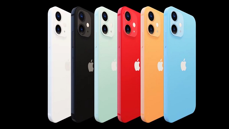 Concept iPhone 12 mini 5.4 inch