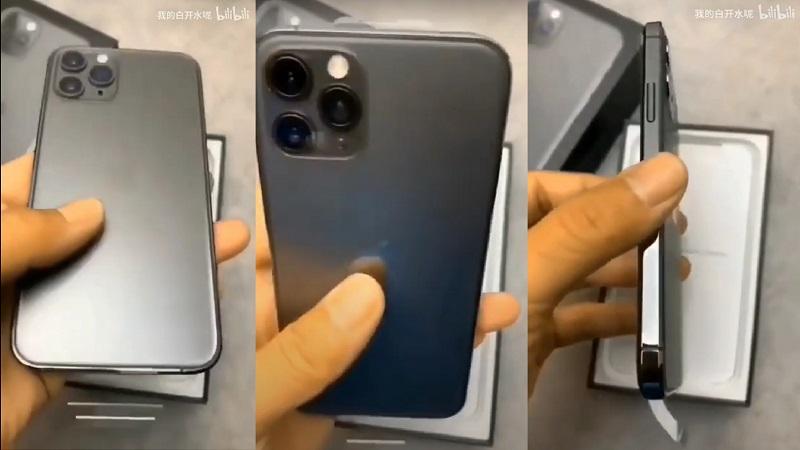 iPhone 12 đẹp xuất thần lộ diện trong một video đập hộp, các iFans vào xem thử có ưng thiết kế này không?