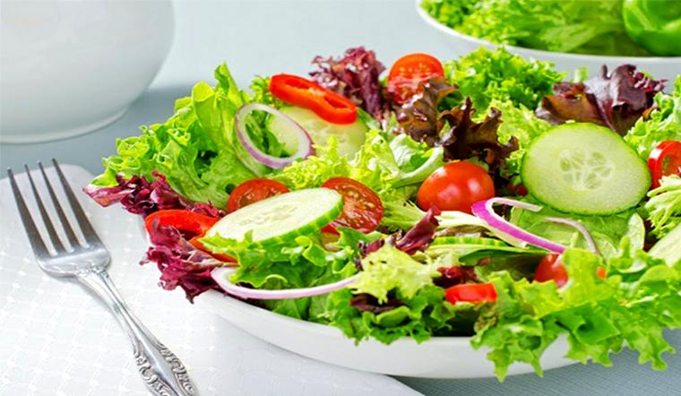Mách bạn 5 cách làm salad chay thơm ngon, dễ thực hiện